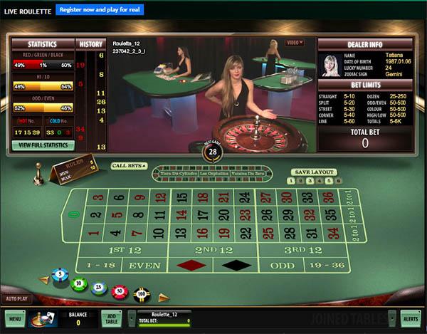 gowild live casino