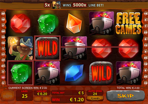 europa casino gems