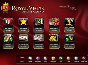 royal vegas casino lobby