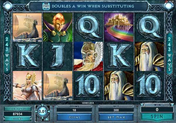 Jackpot City Casino slot