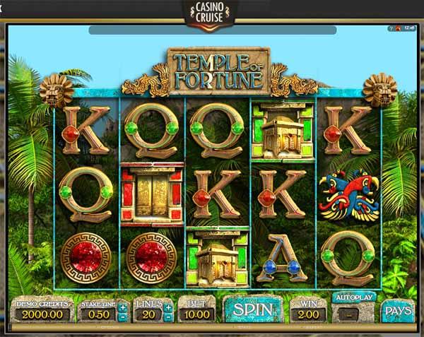 Casino Cruise slot