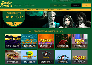Ace pokies Promotions