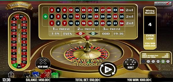 Dingo Casino Roulette