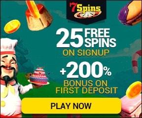 Online Casino AUS - 7 Spins